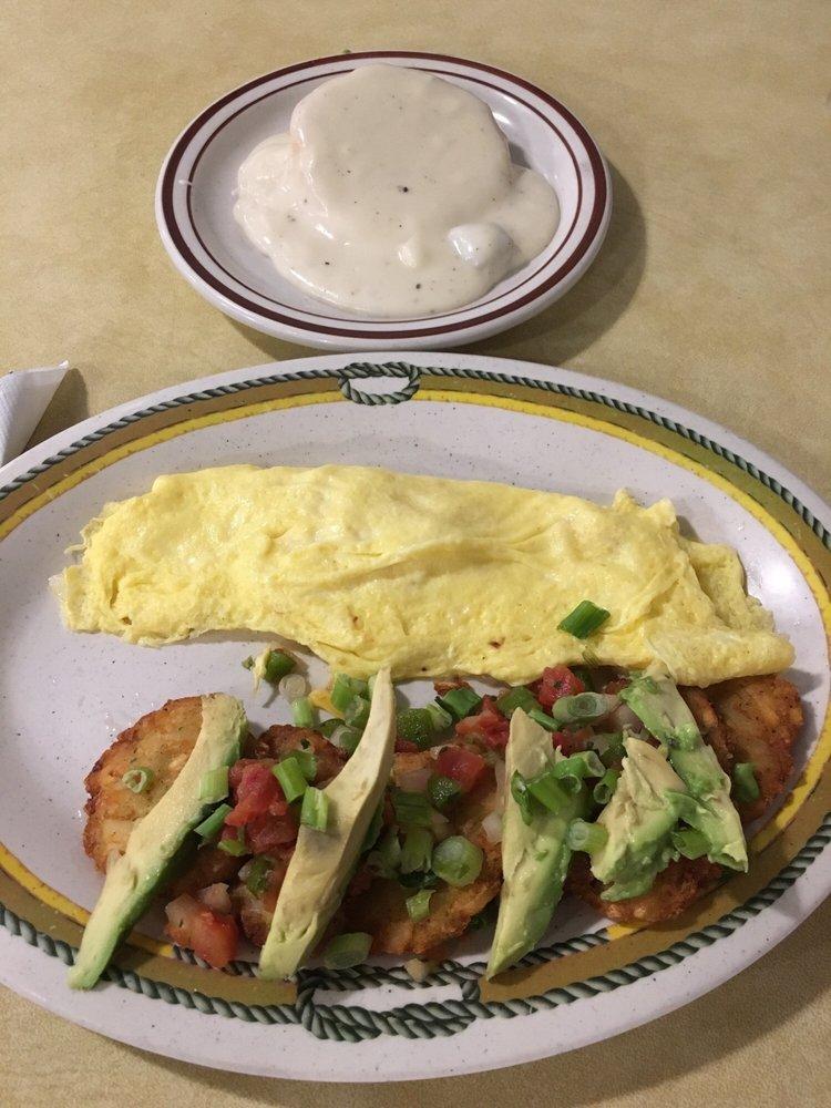 Aj's Cafe: 536 High St, Priest River, ID