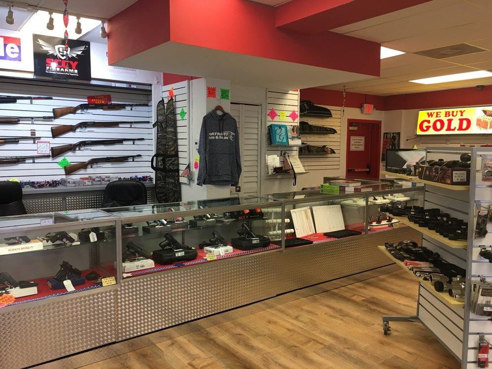 Patriot Gun & Pawn: 10510 Seminole Blvd, Largo, FL