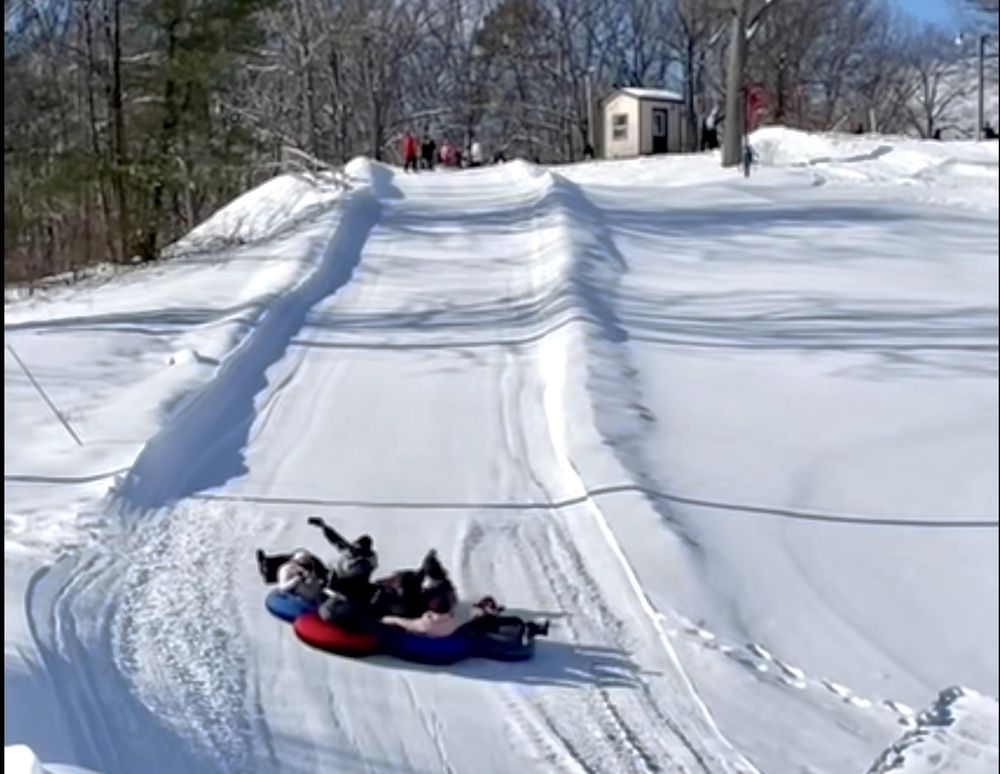 Snow Snake Ski And Golf: 3407 E Mannsiding Rd, Harrison, MI