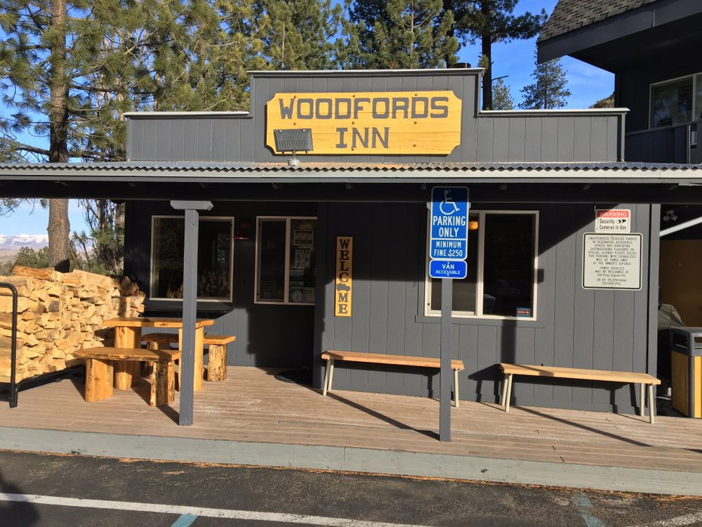 The Woodfords Inn: 20960 State Hwy 89, Markleeville, CA