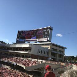 stadium 40 år Donald W. Reynolds Razorback Stadium   Check Availability   40  stadium 40 år