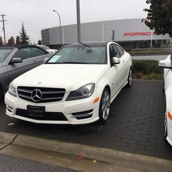 Photo Of Mercedes Benz Langley   Langley, BC, Canada. My Favorite C350