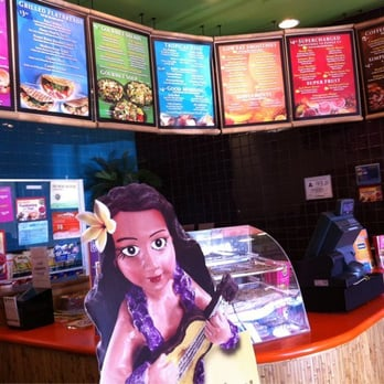 Tropical Smoothie Cafe Menu Greenville Nc