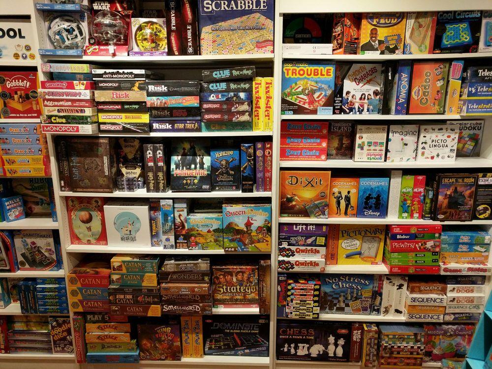 Adventure Toys & Teachers' Supplies: 173 Main St, Los Altos, CA