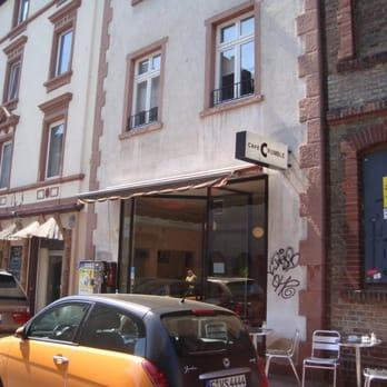 Cafe Crumble Bockenheim Frankfurt