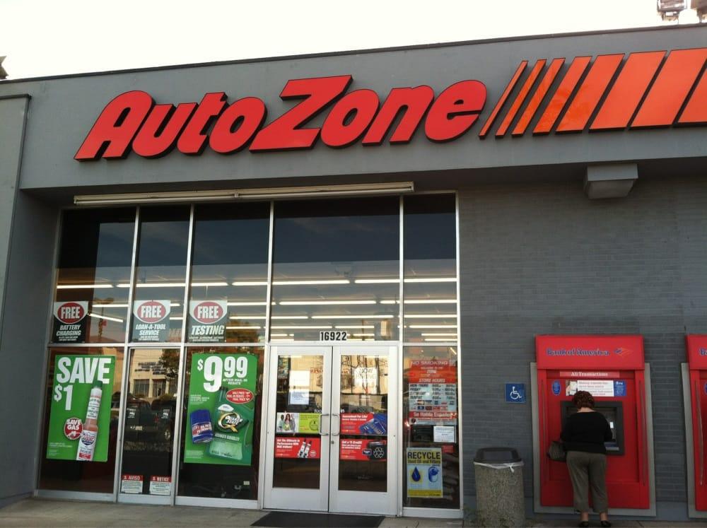 AutoZone - 45 Reviews - Auto Parts & Supplies - 16922 W Devonshire St, North Hills, Granada