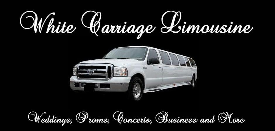 White Carriage Limousine: Essex, IL