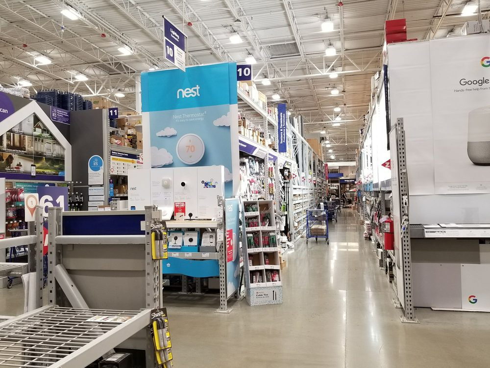 Lowe's Home Improvement: 401 Columbus Pkwy, Vallejo, CA