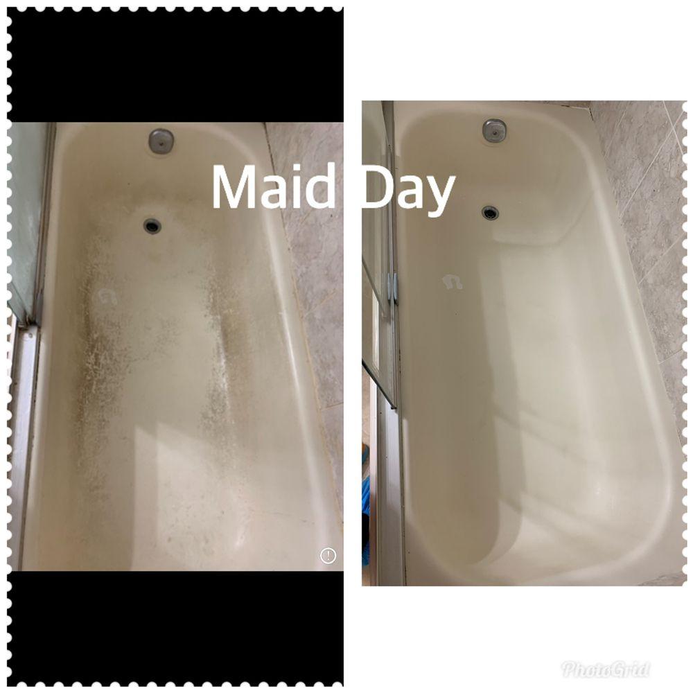 Maid Day: 10353 Steamboat Landing Ln, Burke, VA