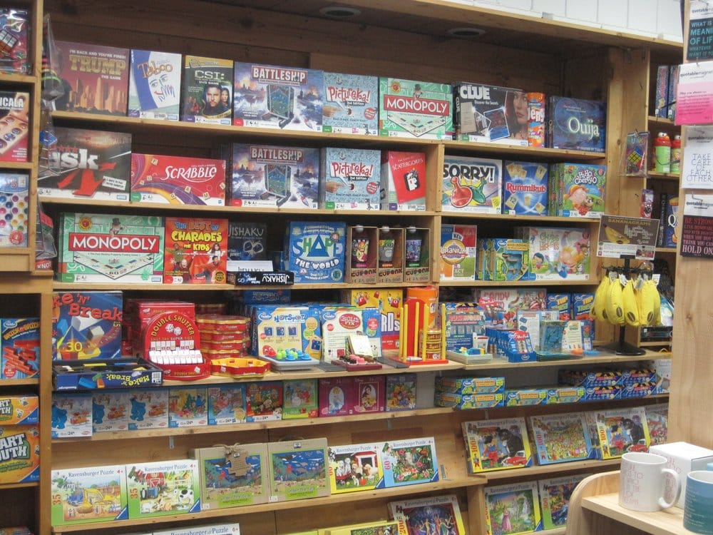 Emerald Isle Books And Toys Toy Stores 8700 Emerald Dr