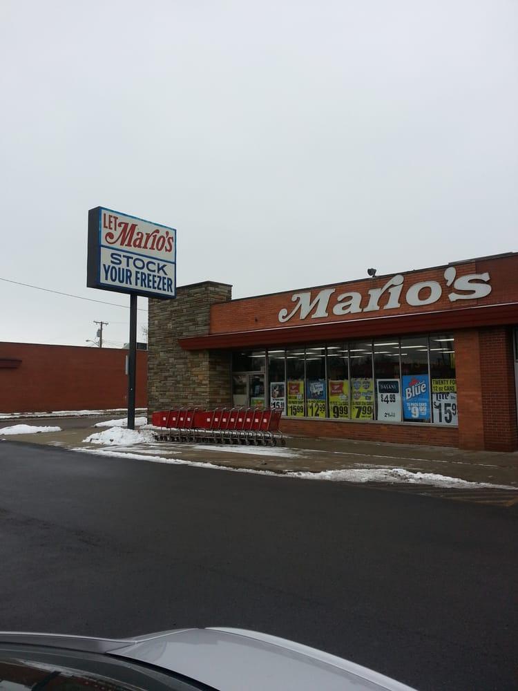 Mario's Meats: 19172 E 10th Mile Rd, Eastpointe, MI