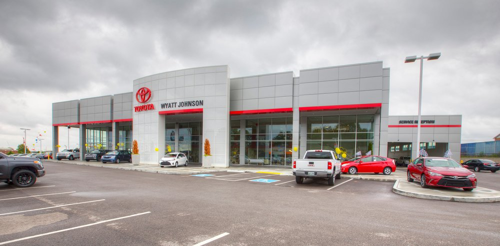 Toyota Dealers Near Me >> Wyatt-Johnson Toyota - Car Dealers - 2595 Wilma Rudolph ...