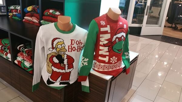 Ugly Christmas Sweaters Los Angeles - Fashion - 100 W Broadway ...