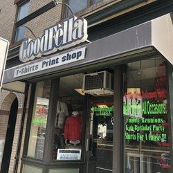 Goodfella T-Shirts Print Shop - Screen Printing/T-Shirt