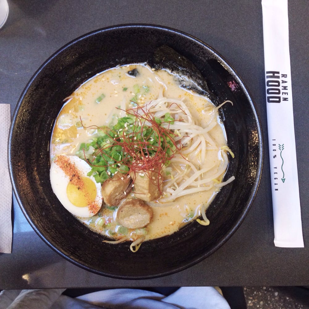Ramen Hood - Los Angeles, CA, United States