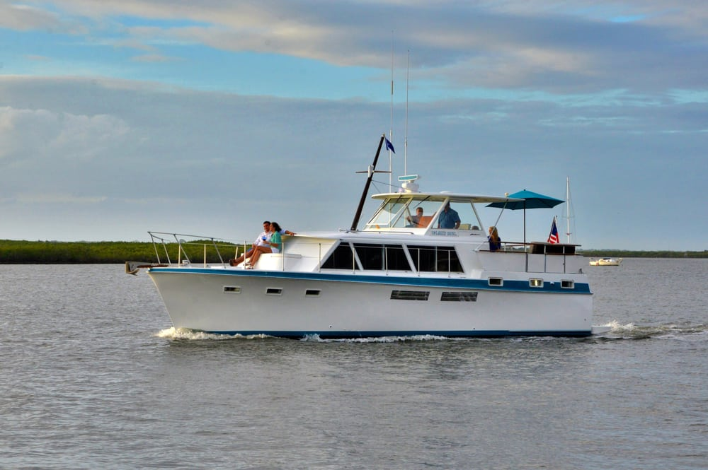 Island Girl River Cruises  CLOSED  Boating  103 Flagler Ave New Smyrna Be