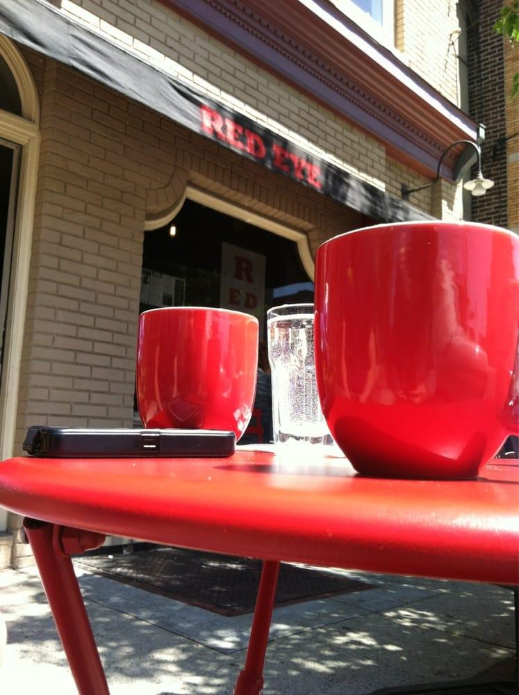 Red Eye Cafe Montclair Nj