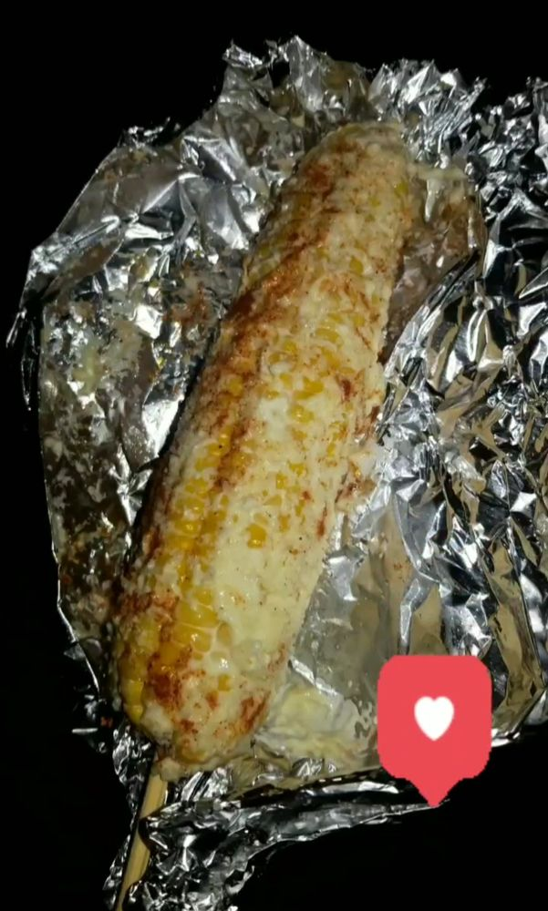 Tamales y Elote Cart: Roosevelt Ave & 74 St, Jackson Heights, NY