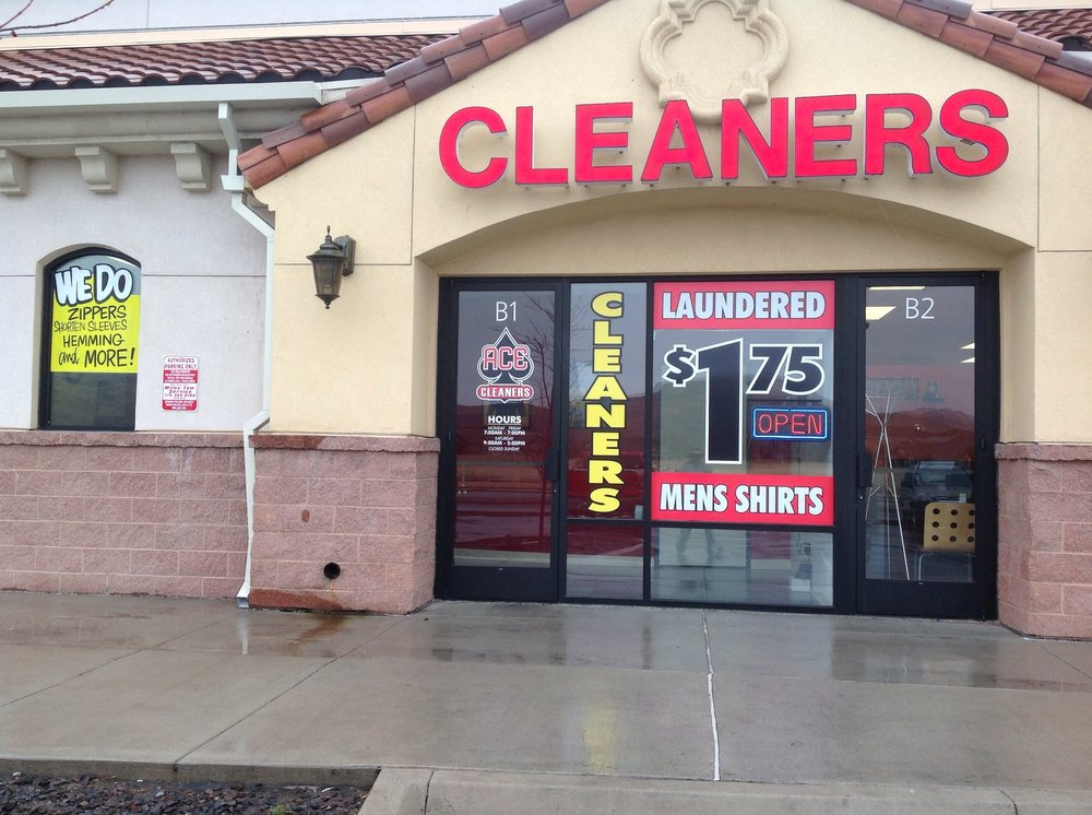 Ace Dry Cleaners