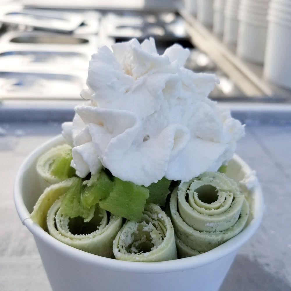 Blossoms Creamery: Modesto, CA