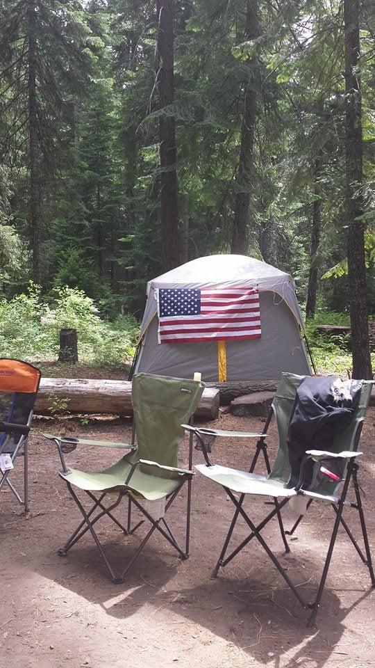 Sawmill Flat Campground: Hwy 410, Naches, WA