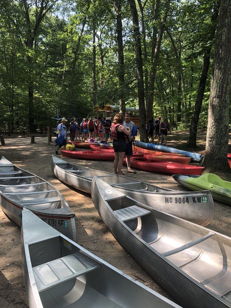 Happy Mohawk Canoe Livery: 401 E Fruitvale Rd, Montague, MI