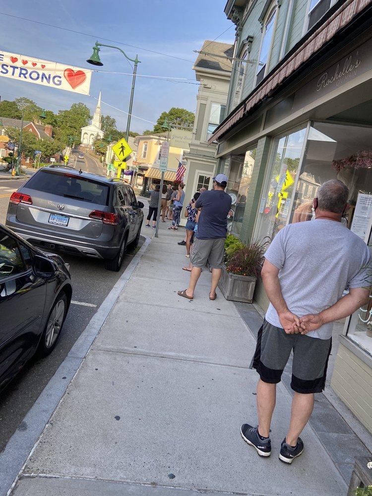 Young Buns Doughnuts: 46 W Main St, Groton, CT