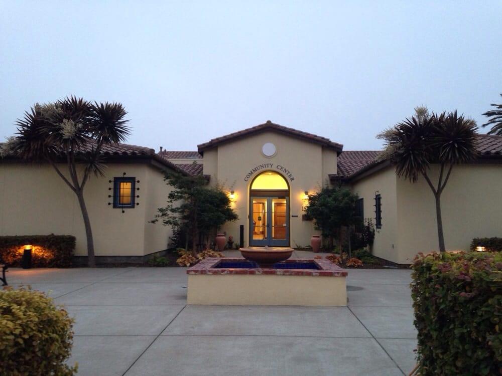 Offices at Colma Community Center: 1520 Hillside Blvd, Colma, CA