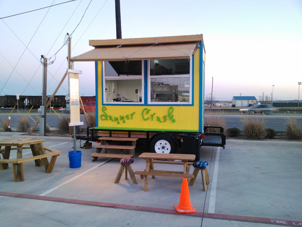 Summer Crush Shaved Ice: 13000 N I35, Hutto, TX