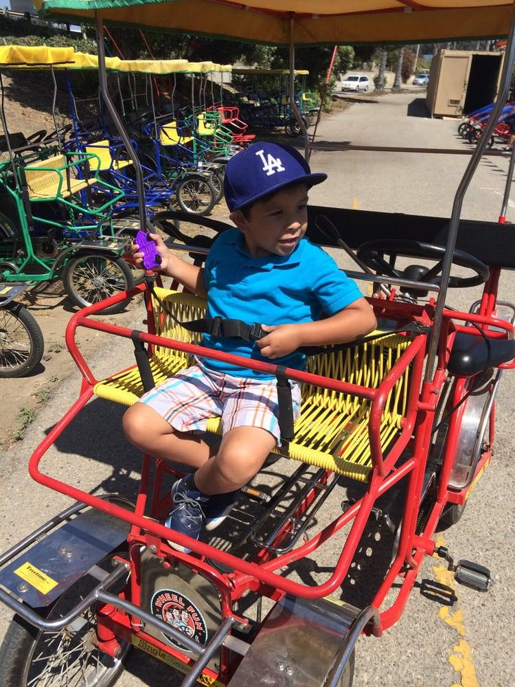 Wheel Fun Rentals - Ventura Pier: 850 Harbor Blvd, Ventura, CA