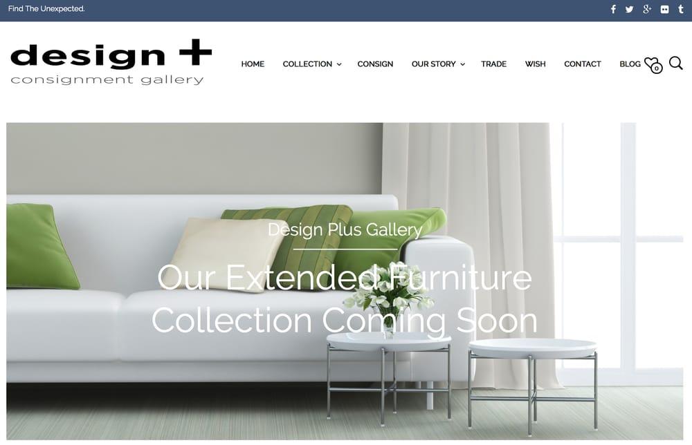 Design Plus Consignment Gallery