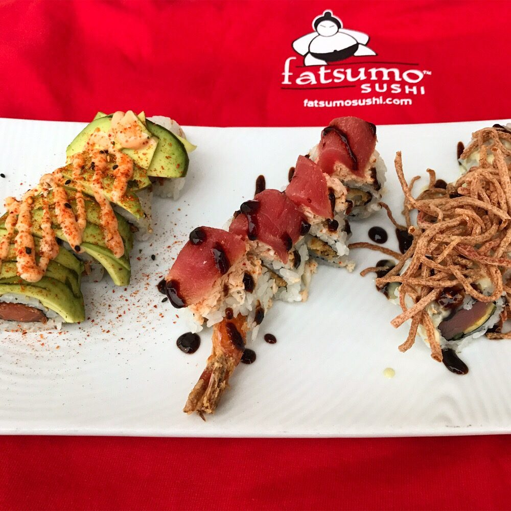 Fatsumo Sushi: 125 Davis Ave, Pass Christian, MS