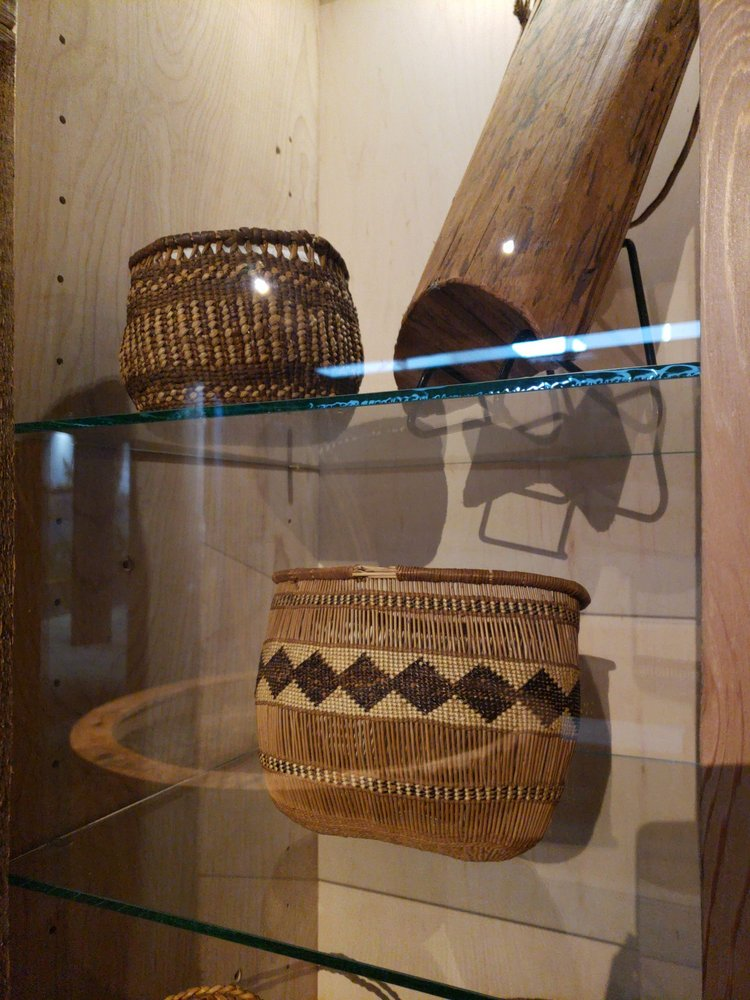 Chachalu Tribal Museum & Cultural Center: 8720 Grand Ronde Rd, Grand Ronde, OR