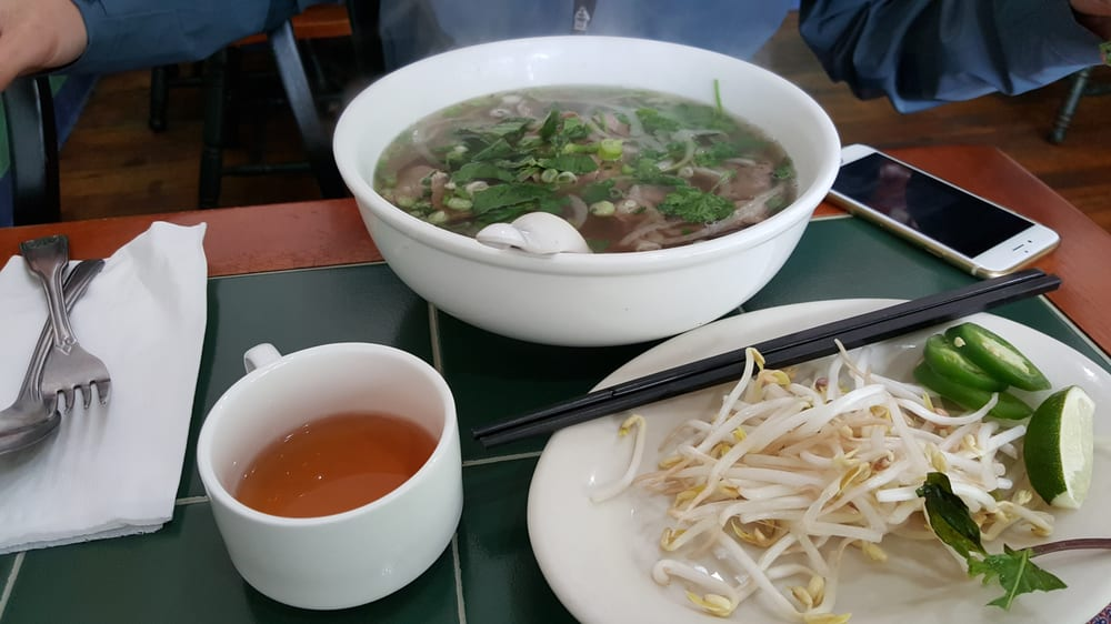 Vietnamese Restaurants Seattle Downtown