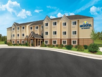 Microtel Inn & Suites by Wyndham New Martinsville: 410 N State Route 2, New Martinsville, WV