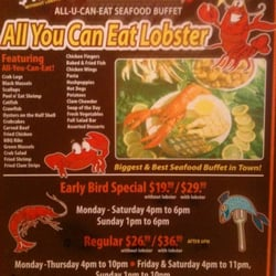 Photo Of Angel S Lobster And Seafood Buffet Kissimmee Fl United States