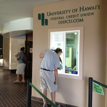 Photo Of University Hawaii Federal Credit Union