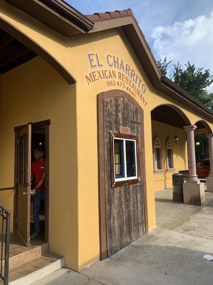 El Charrito: 200 Railroad St, Water Valley, MS
