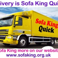Photo Of Sofa King Uddingston South Lanarkshire United Kingdom Delivery Is