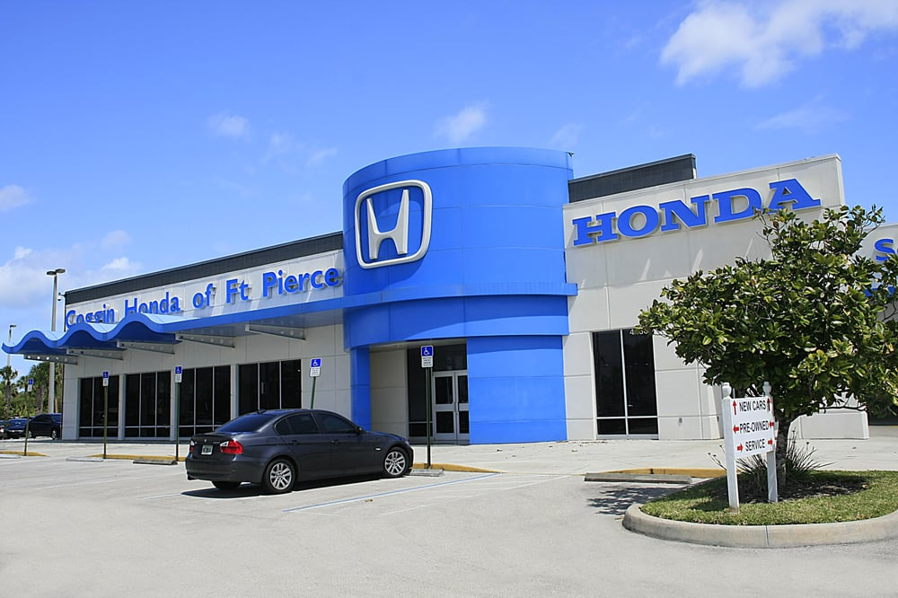 Honda Fort Pierce >> Coggin Honda Of Ft. Pierce - (New) 26 Reviews - Car Dealers - 4450 S US 1, Fort Pierce, FL ...