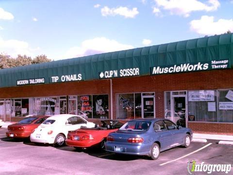 Clip & Scissor: 10216 Manchester Rd, Saint Louis, MO