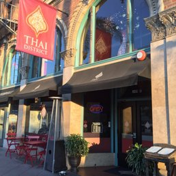 Image result for thai district restaurant long beach logo