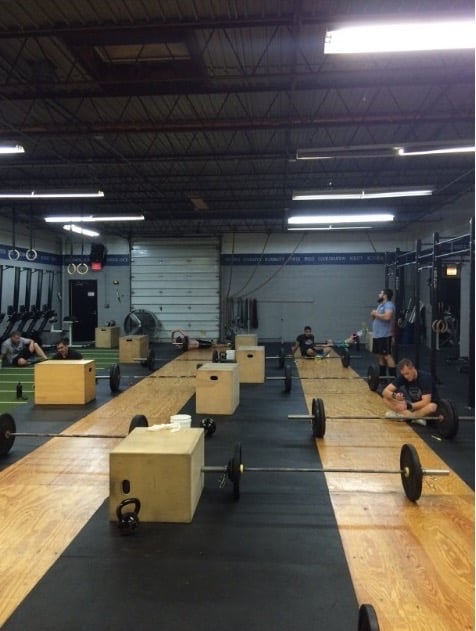 CrossFit 1013: 726 Foster Ave, Bensenville, IL
