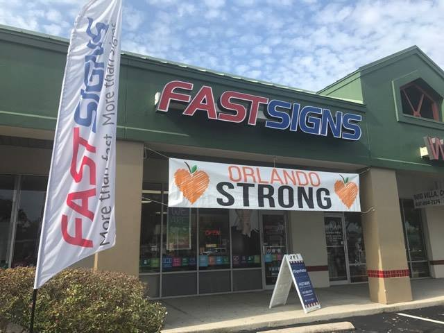 FASTSIGNS Orlando Central: 5000 E Colonial Dr, Orlando, FL
