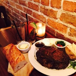 Photo Of Depot Bar Restaurant Missoula Mt United States 22oz Blackened