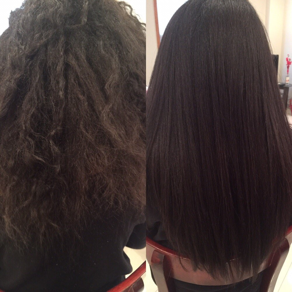Hair Extensions W Micro Beaded Track Hair Yelp