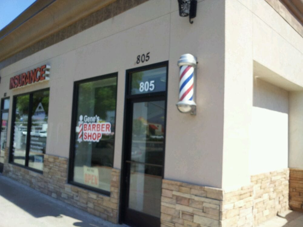 Gene's Barber Shop: 805 Bear Mountain Blvd, Arvin, CA