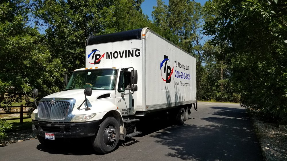 7B Moving: Sandpoint, ID