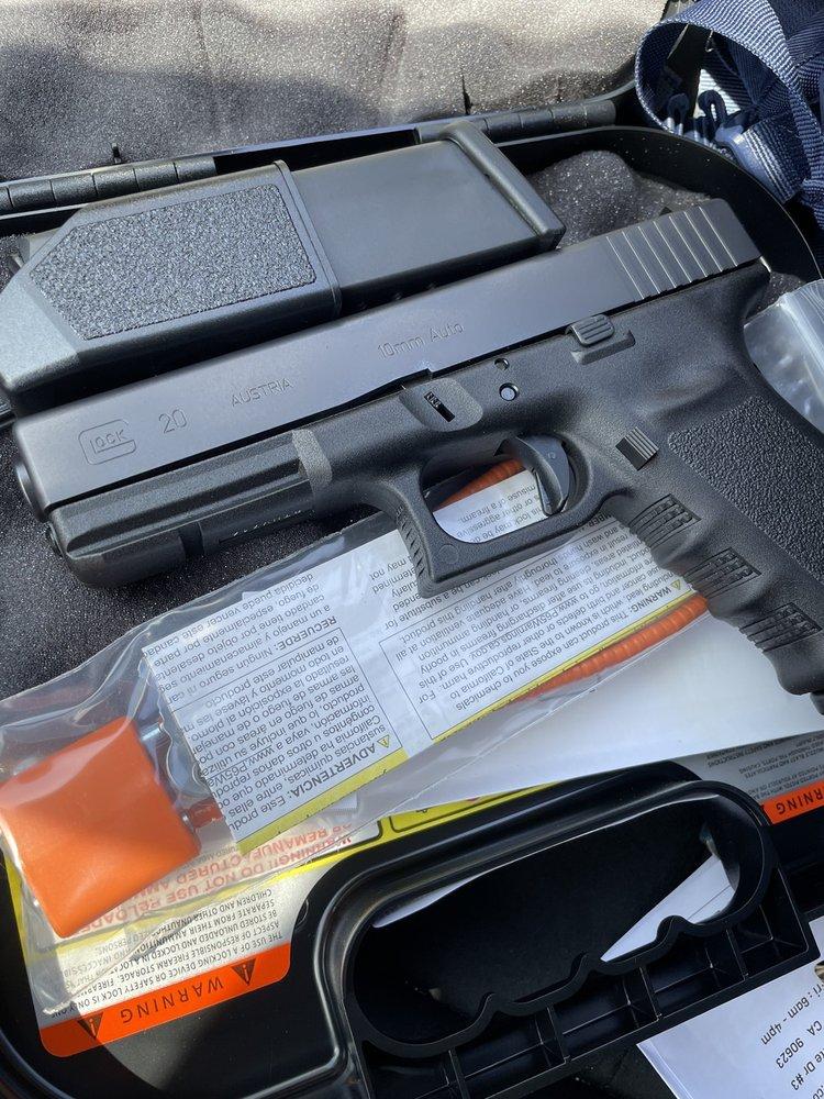 ShootSoCal Firearms & Training