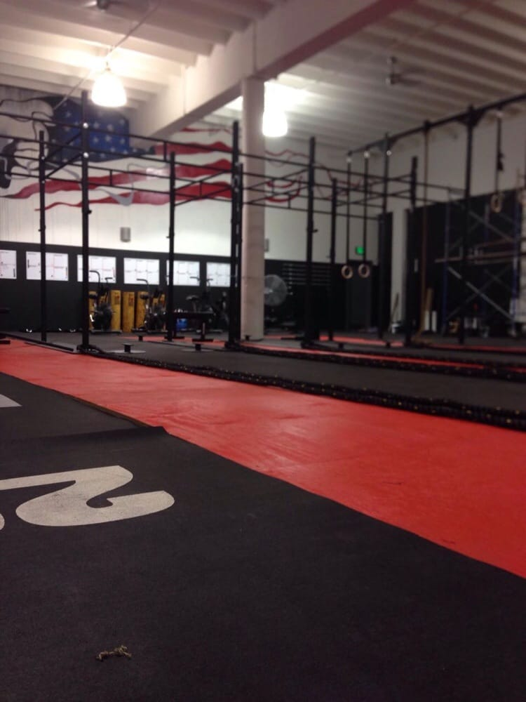 Crossfit City Place West Palm Beach